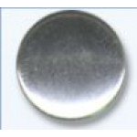 Кнопка омега, альфа Размер -15 мм. Цветникель часть А